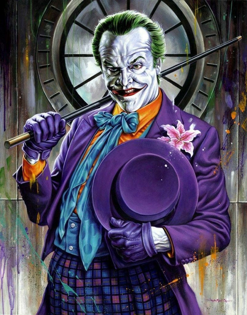 Joker Character Elegant Pin by Robson Bandeirantes On Tv   Top Joker Character Backgrounds   WallpaperAccess 803x1024