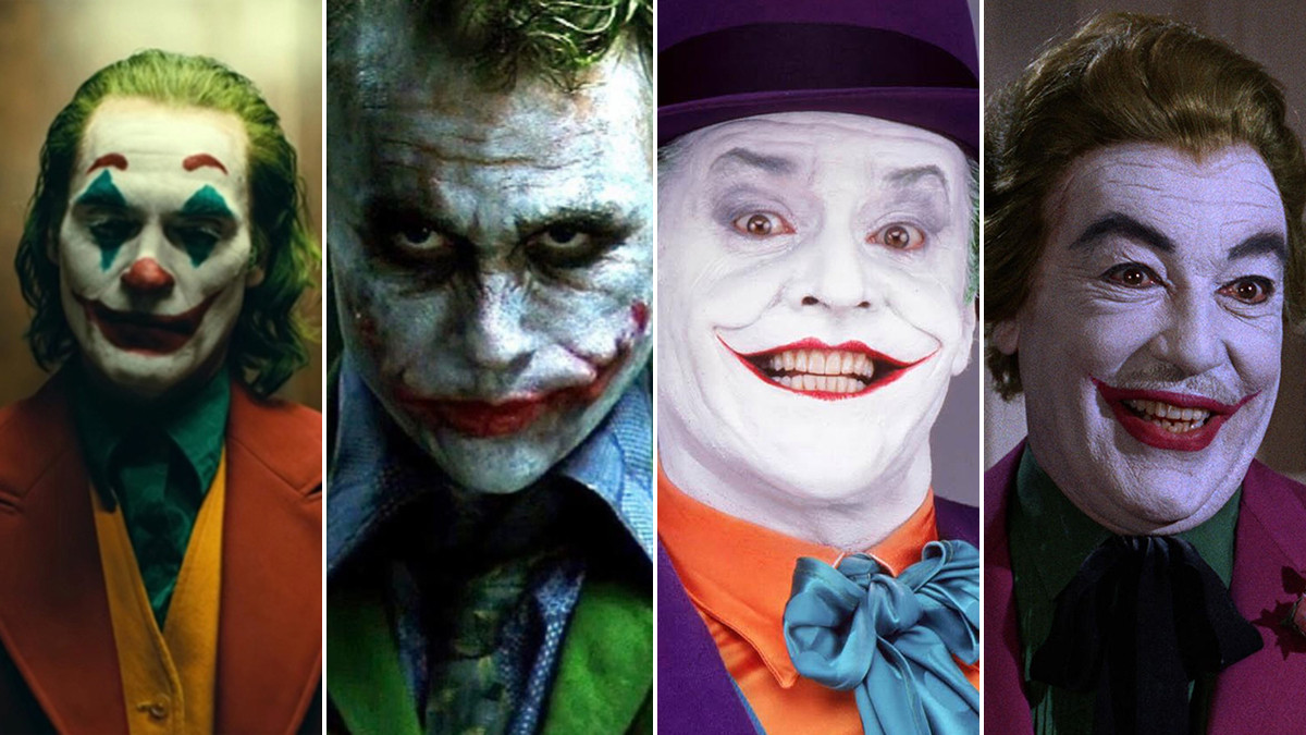 joker 6 actors who have played the clown prince of crime