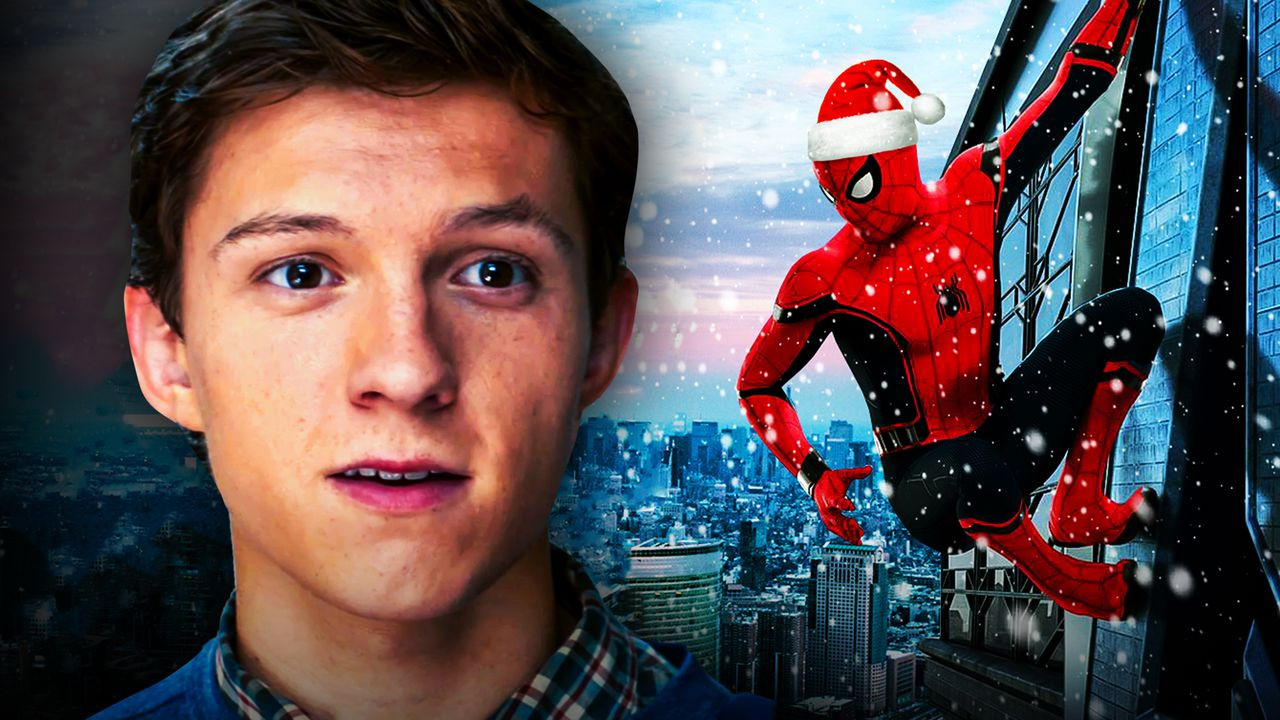 Spiderman 3 Best Of tom Holland S Spider Man 3 New Set S Reveal Christmas   Top Spiderman 3 Backgrounds   WallpaperAccess 1280x720