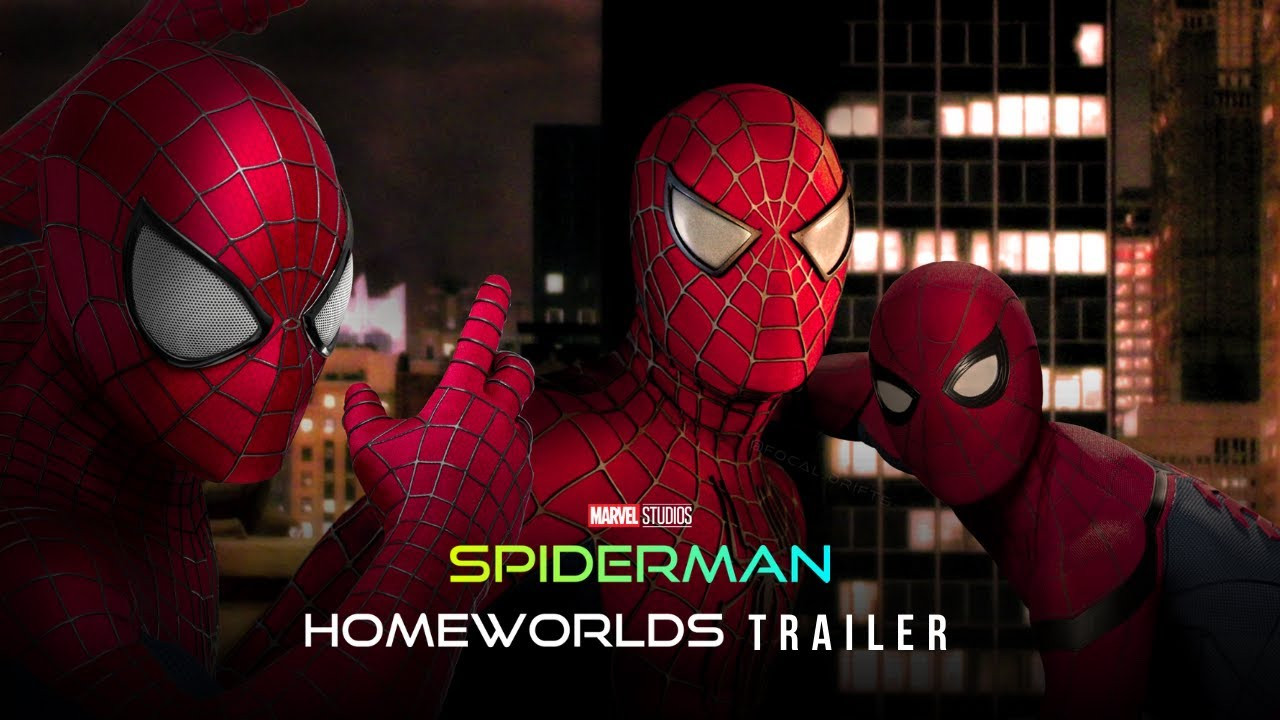 Spiderman 3 Luxury Spiderman 3 Homeworlds 2021 Teaser Trailer   Top Spiderman 3 Backgrounds   WallpaperAccess 1280x720